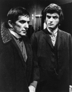 Barnabas and Quentin Collins