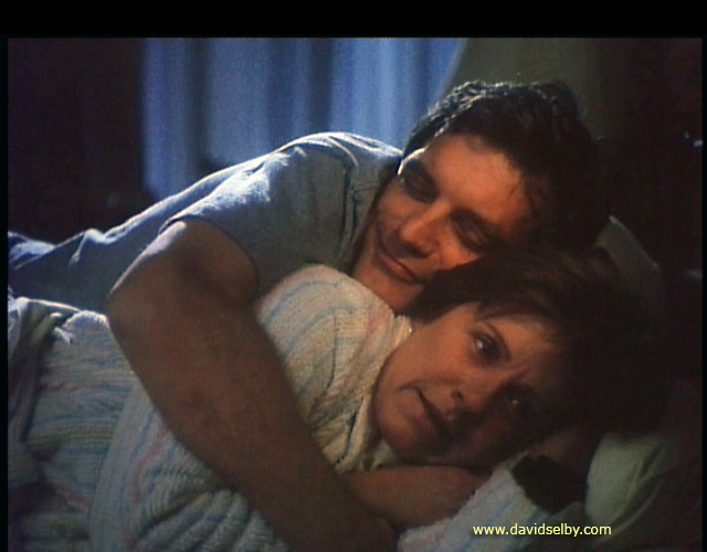 David Selby and Patty Duke in Grave Secrets: The Legacy of Hilltop Drive